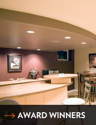 Award Winning Renovations - All Canadian Renovations Ltd. - Kitchen Renovations Winnipeg