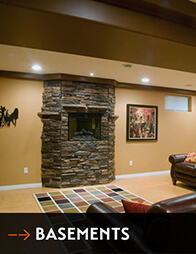 Basement Renovations - All Canadian Renovations Ltd. - Winnipeg Basement Renovations