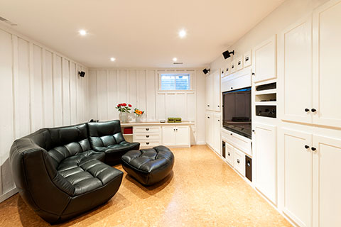 The most important things to determine when renovating your basement - Basement Renovations Winnipeg - Winnipeg Bathroom Renovations - All Canadian Renovations Ltd.
