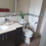 Frontenac Bathroom - All Canadian Renovations Ltd. - Basement Renovations Winnipeg