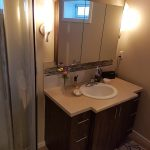 Frontenac Bathroom - All Canadian Renovations Ltd. - Winnipeg Bathroom Renovations