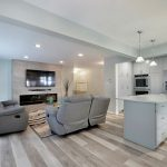 Columbus Crescent - Main Floor Renovations Winnipeg - Winnipeg Kitchen Renovations - All Canadian Renovations Ltd.
