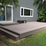Deck - Composite - Wildwood Park - All Canadian Renovations Ltd. - Kitchen and Bathroom Renovations Winnipeg, Manitoba