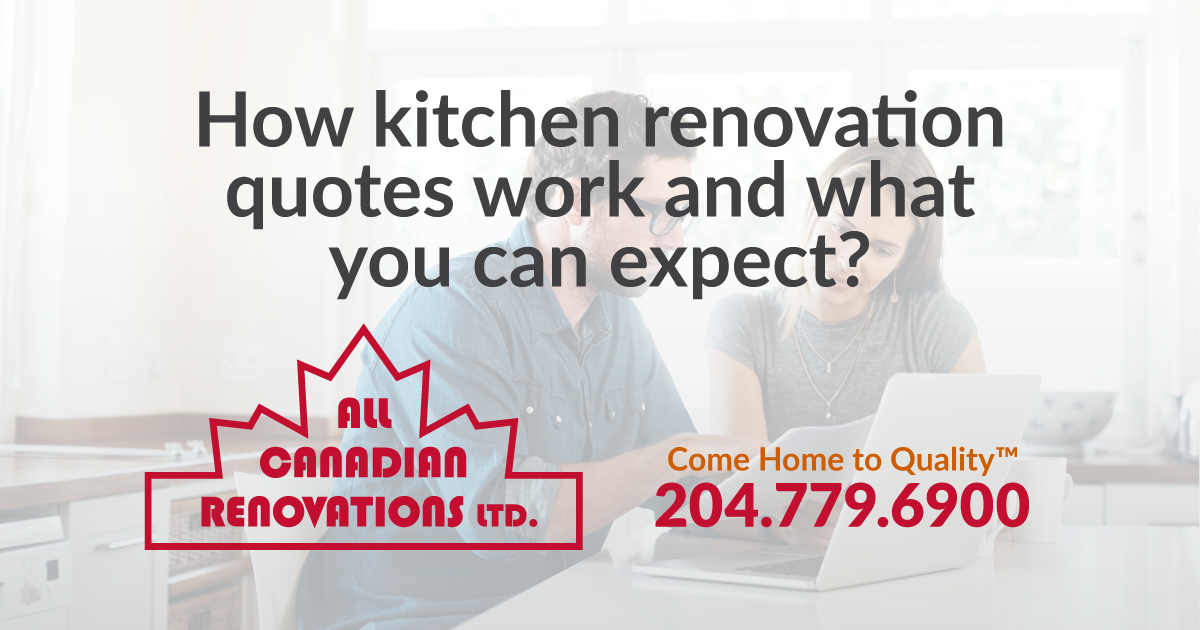 how kitchen renovation quotes work kitchen renovations