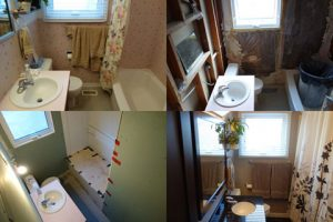Planning your bathroom renovation - Bathroom Design - Bathroom Remodel - All Canadian Renovations Ltd.