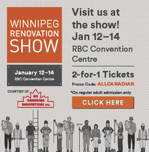 Winnipeg Renovation Show - All Canadian Renovations Ltd. - Kitchen Renovations Winnipeg