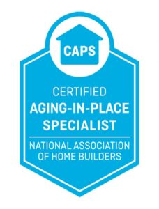 Certified Aging-in-Place Specialist (CAPS) - Winnipeg Home Renovations - All Canadian Renovations Ltd.