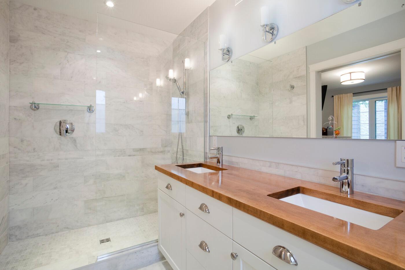Kingston - All Canadian Renovations - Bathroom