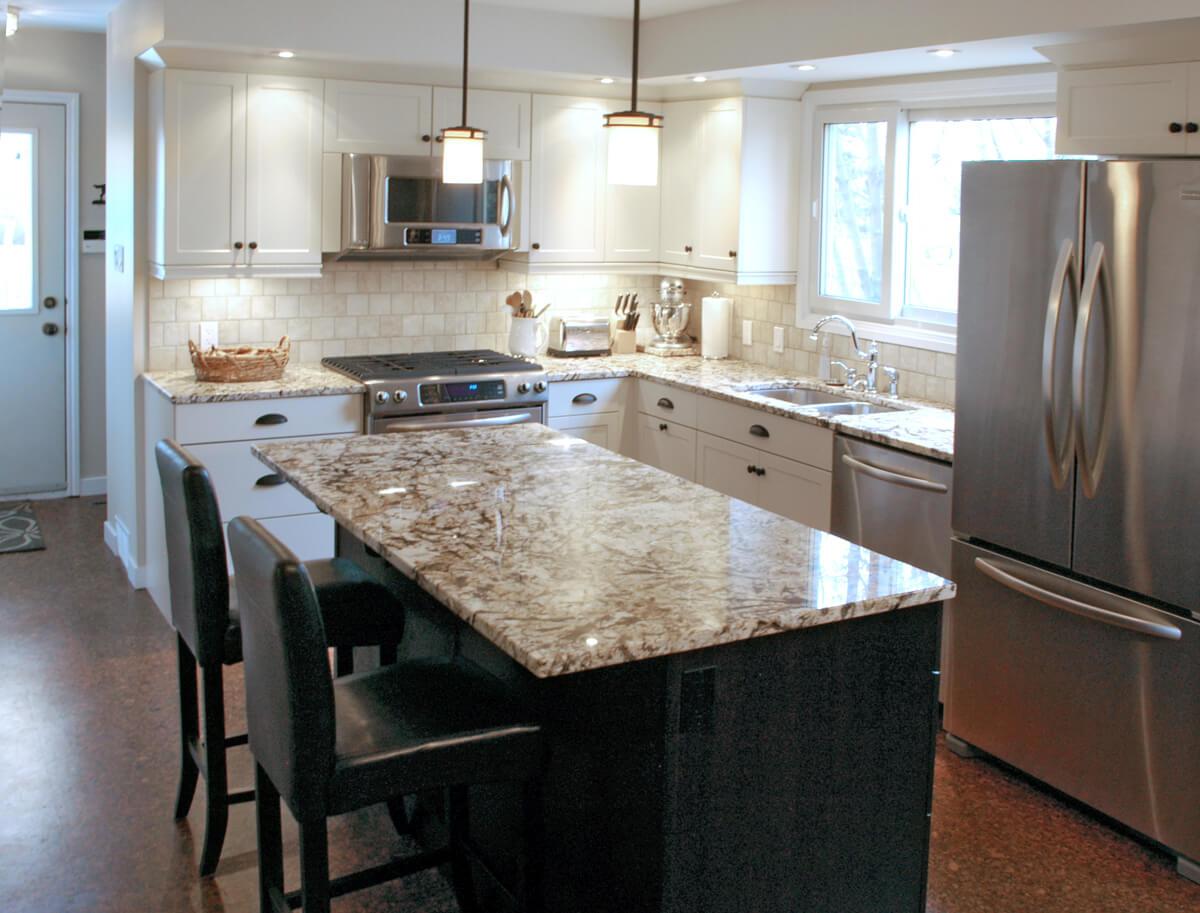Twain - Kitchen Renovations Winnipeg - All Canadian Renovations Ltd.