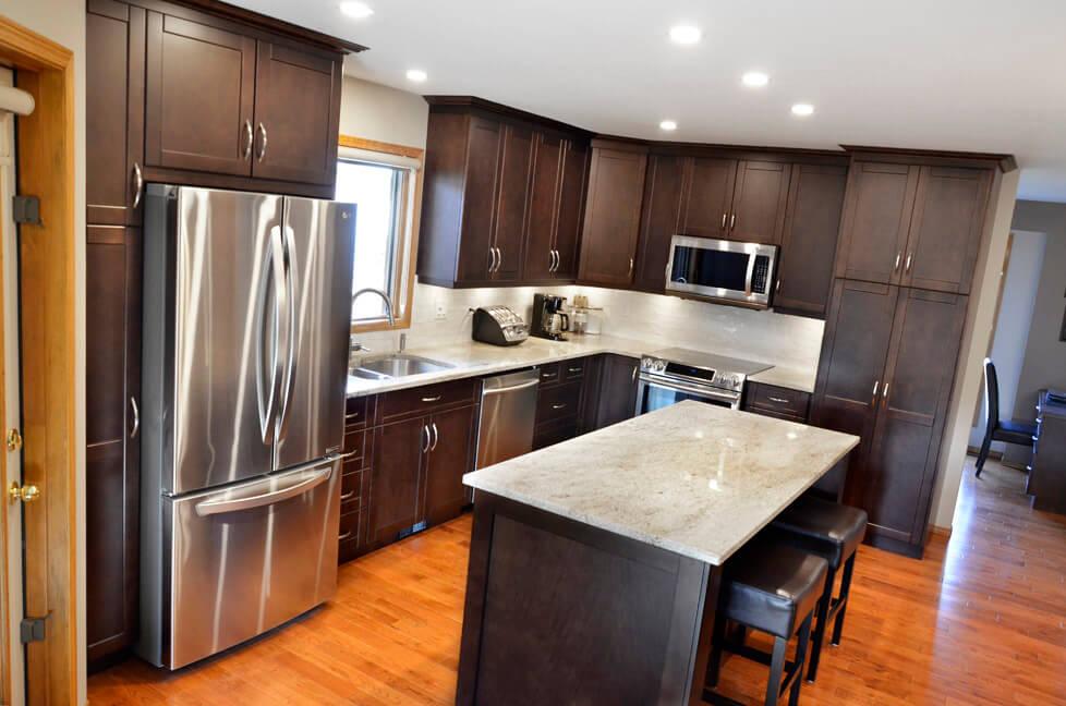 Rockford - All Canadian Renovations Ltd. - Kitchen Renovations Winnipeg, Manitoba