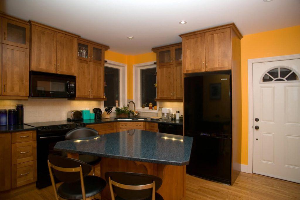 Jessie - Kitchen Renovations Winnipeg - All Canadian Renovations Ltd.