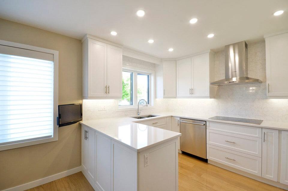 Maralbo Whole Home Renovation - Whole Home Renovations Winnipeg - Kitchen Renovations Winnipeg - All Canadian Renovations Ltd.