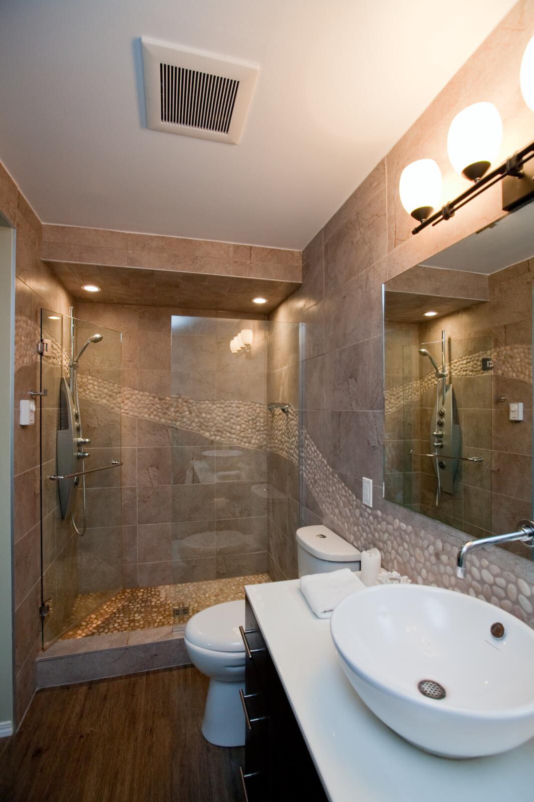 Hamilton Meadows Bathroom Renovation - All Canadian Renovations Ltd. - Bathroom Renovations Winnipeg, Manitoba