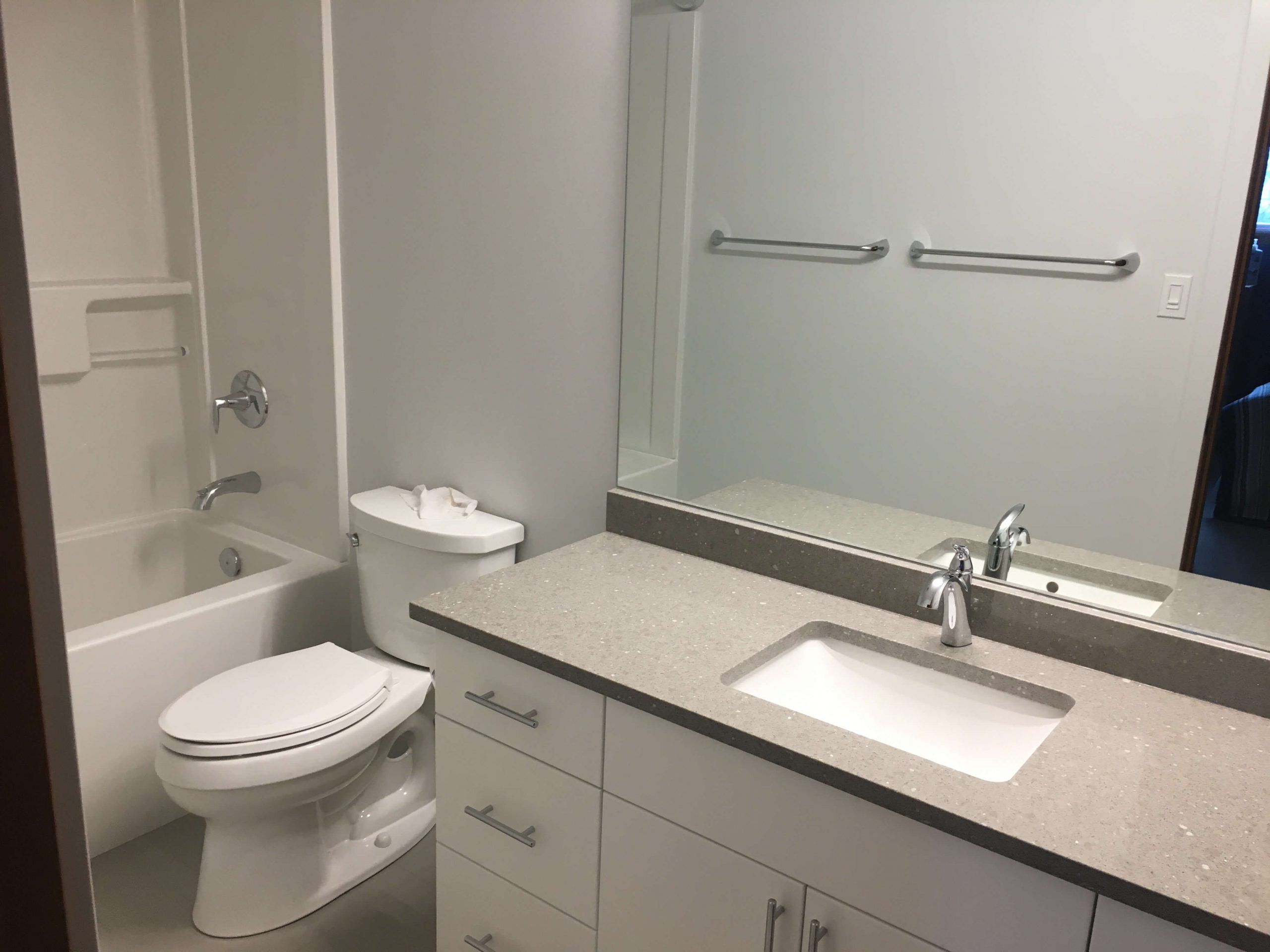 Cliffwood Bathroom Renovation - Bathroom Renovations Winnipeg - All Canadian Renovations Ltd.