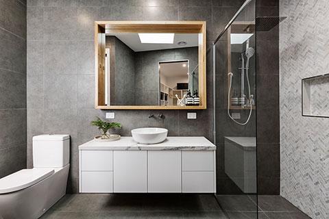 Our boldest bathroom renovation interior design tips - Winnipeg Bathroom Design - All Canadian Renovations Ltd.