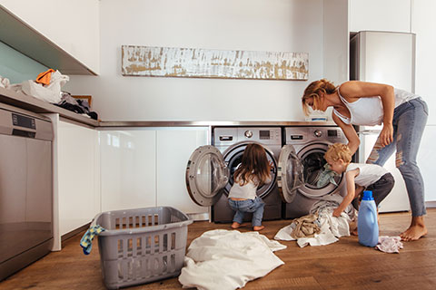 Questions to ask yourself when planning laundry room renovation - Laundry Room Renovations Winnipeg - Winnipeg Bathroom Renovations - Basement Renovations Winnipeg - All Canadian Renovations Ltd.