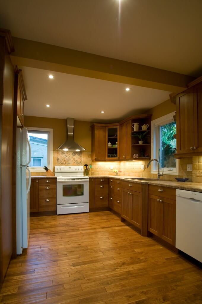 Desaultels - Kitchen Renovations Winnipeg - All Canadian Renovations Ltd.